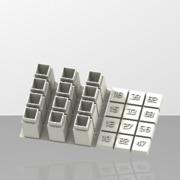 Boites de rangement pour composants CMS