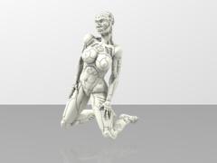 Nana robot HD
