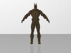dark knight Dresser Buddy