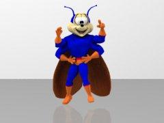 Insecte super hero