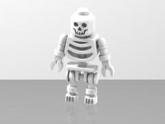 LEGO SQUELETTE