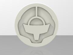 Nintendo Land - Metroid Blast Coin