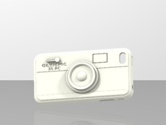 iphone 4/4s camera case