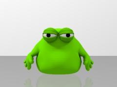 Bob The Blob Standing