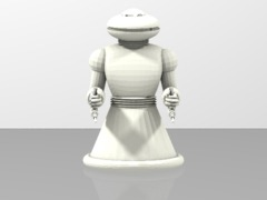 Security Droid DF