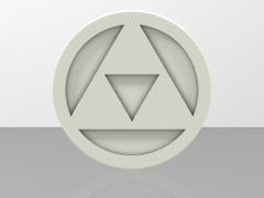 Nintendo Land - Zelda Battle Quest Coin