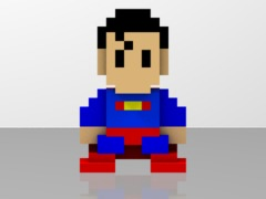 8 Bit Great Man