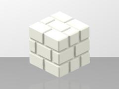 Mario World - Brick Block