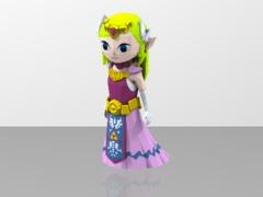 Princesse Zelda WW