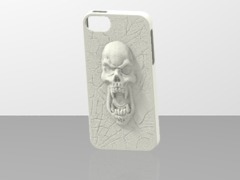 Iphon 5 Skull Case