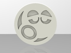 Nintendo Land - Octopus Dance Coin