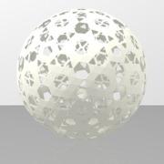 Hexagonal Mesh Sphere