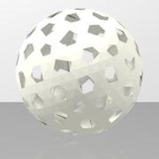 Hexagonal Weave Sphere