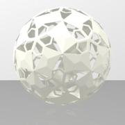 Pent Flower Sphere