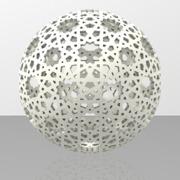 Star Weave Mesh Sphere