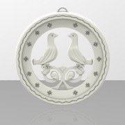 Bird Medallion