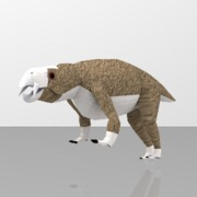 Placerias - Dino Age Creature