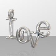Love - Pendant