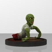 Half Body Zombie