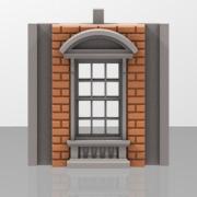 ArchitectureKIT V Wall 001
