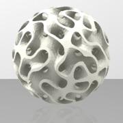 Sphere gyroide de Schoen