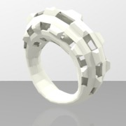 Bague Lost City taille 44