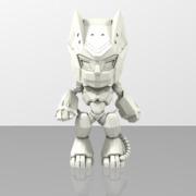 MechaC-3dprint_NoStand