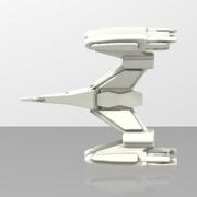 Spaceship (3D Model)