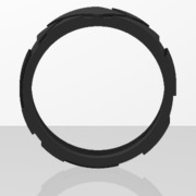 XYMMET3, Ring, 2013, Size 30 (Europe)
