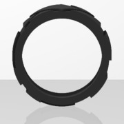 XYMMET3, Ring, 2013, Size 13 (Europe)