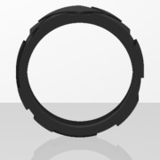 XYMMET3, Ring, 2013, Size 19 (Europe)