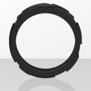 XYMMET3, Ring, 2013, Size 16 (Europe)
