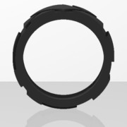 XYMMET3, Ring, 2013, Size 09 (Europe)