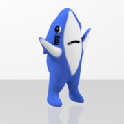 katy Perry's Shark Meme