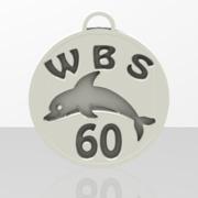 WBS Dolphin 60 Charm