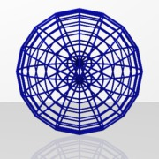 Wireframe Sphere