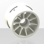 OpenR/C Formula 1 Low Profile Front Rim V2