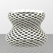 Holes vase