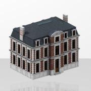 Bâtiment Louis XIII