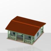Maison Antilles + Terrasse