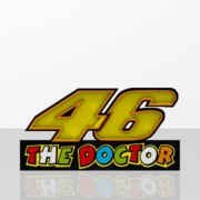 Logo 46 The Doctor