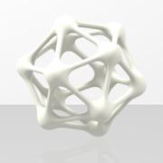 Metaballs Icosaedron