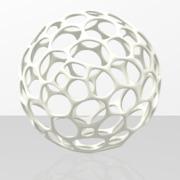 Voronoi sphère