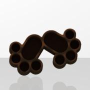 IMPRENTA3D Bear feet penholder