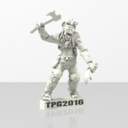Orc Chief 28mm