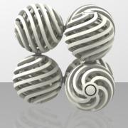 flippable Spiral spheres