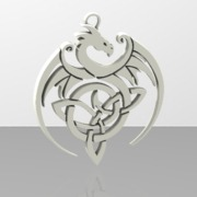 Dragon_Tribal_Pendant