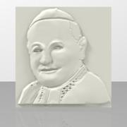 Papa-xxiii_Bassorilievo, bas-relief