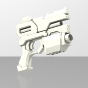 Sentry Pistol - Prop Gun