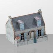 maison de pecheur breton